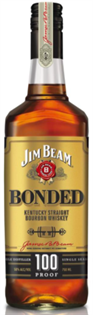 Jim Beam Bourbon Bonded 750ml